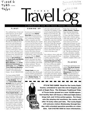 Primary view of object titled 'Texas Travelog, July 1996'.