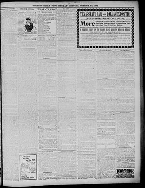 The Houston Daily Post (Houston, Tex ), Vol  TWELFTH YEAR