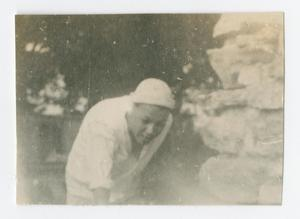 Primary view of object titled '[Photograph of an Unidentified Person]'.