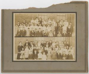Two Fourth Grade Class Group Portraits