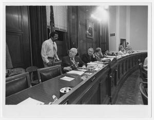 Primary view of object titled '[Members of the House Judiciary Committee]'.