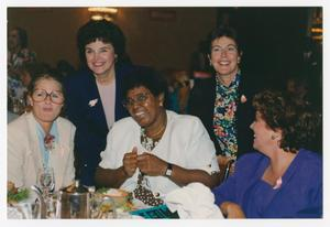 Primary view of object titled '[Barbara Jordan at the Hollywood Women Political Caucus]'.
