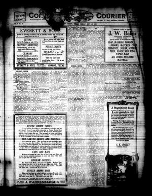 Primary view of object titled 'Conroe Courier (Conroe, Tex.), Vol. 27, No. 40, Ed. 1 Friday, September 26, 1919'.