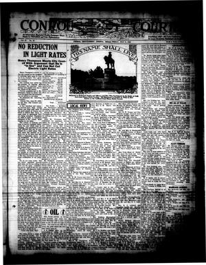 Primary view of object titled 'Conroe Courier (Conroe, Tex.), Vol. 31, No. 27, Ed. 1 Friday, July 6, 1923'.