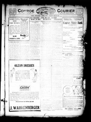 Primary view of object titled 'Conroe Courier (Conroe, Tex.), Vol. 25, No. 24, Ed. 1 Thursday, May 24, 1917'.
