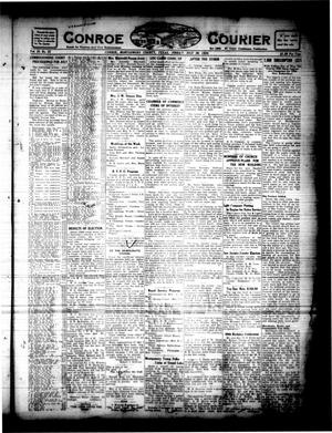 Primary view of object titled 'Conroe Courier (Conroe, Tex.), Vol. 28, No. 32, Ed. 1 Friday, July 30, 1920'.
