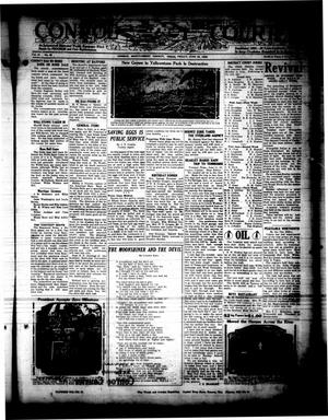 Primary view of object titled 'Conroe Courier (Conroe, Tex.), Vol. 31, No. 25, Ed. 1 Friday, June 22, 1923'.