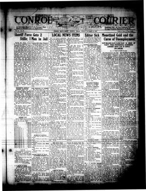 Primary view of object titled 'Conroe Courier (Conroe, Tex.), Vol. 31, No. 41, Ed. 1 Friday, October 12, 1923'.