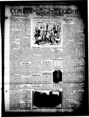Primary view of object titled 'Conroe Courier (Conroe, Tex.), Vol. 31, No. 10, Ed. 1 Friday, March 9, 1923'.