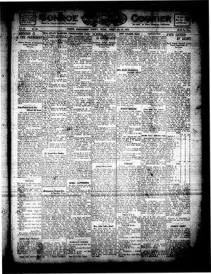 Primary view of object titled 'Conroe Courier (Conroe, Tex.), Vol. 28, No. 22, Ed. 1 Friday, May 21, 1920'.