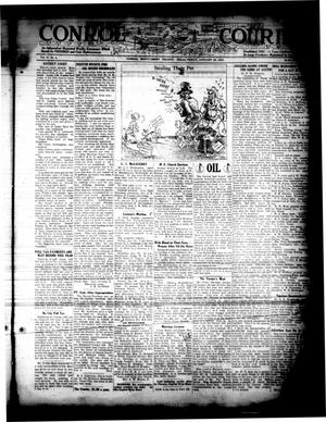 Primary view of object titled 'Conroe Courier (Conroe, Tex.), Vol. 31, No. 4, Ed. 1 Friday, January 26, 1923'.