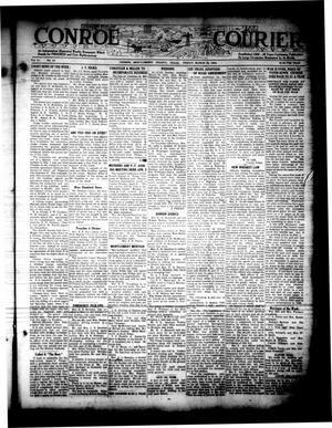 Primary view of object titled 'Conroe Courier (Conroe, Tex.), Vol. 31, No. 13, Ed. 1 Friday, March 30, 1923'.