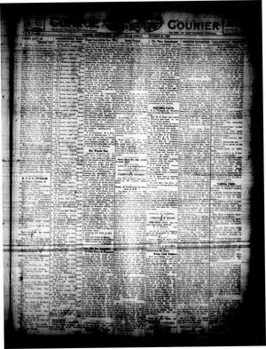 Primary view of object titled 'Conroe Courier (Conroe, Tex.), Vol. 28, No. 45, Ed. 1 Friday, October 29, 1920'.