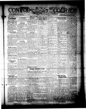 Primary view of object titled 'Conroe Courier (Conroe, Tex.), Vol. 31, No. 20, Ed. 1 Friday, May 18, 1923'.