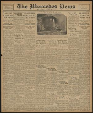 Primary view of object titled 'The Mercedes News (Mercedes, Tex.), Vol. 5, No. 91, Ed. 1 Friday, October 5, 1928'.