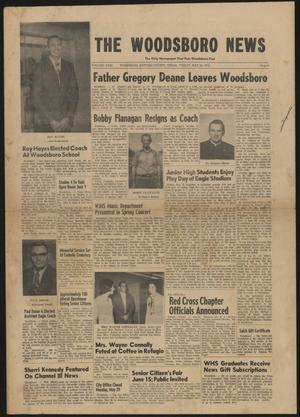 Primary view of object titled 'The Woodsboro News (Woodsboro, Tex.), Vol. 31, Ed. 1 Friday, May 26, 1972'.