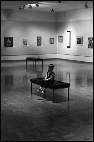 [Interior of Art Museum]