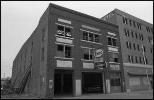 Marchman Hotel Parking Garage