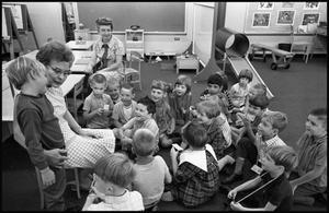 Ben Milam- Kindergarten