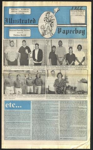 Primary view of Illustrated Paperboy (Cleveland, Tex.), Vol. 4, No. 6, Ed. 1 Wednesday, May 8, 1996