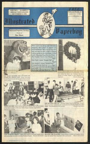 Primary view of Illustrated Paperboy (Cleveland, Tex.), Vol. 4, No. 37, Ed. 1 Wednesday, December 11, 1996