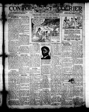 Conroe Courier (Conroe, Tex.), Vol. 30, No. 40, Ed. 1 Friday, October 6, 1922