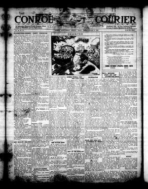 Conroe Courier (Conroe, Tex.), Vol. 30, No. 31, Ed. 1 Friday, August 4, 1922