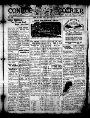 Primary view of object titled 'Conroe Courier (Conroe, Tex.), Vol. 30, No. 35, Ed. 1 Friday, September 1, 1922'.