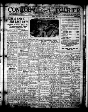 Conroe Courier (Conroe, Tex.), Vol. 30, No. 22, Ed. 1 Friday, June 2, 1922