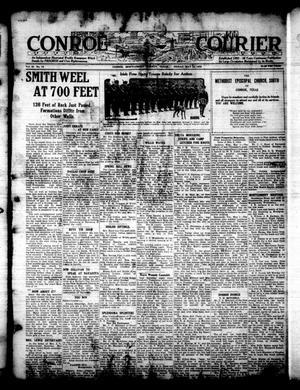 Conroe Courier (Conroe, Tex.), Vol. 30, No. 19, Ed. 1 Friday, May 12, 1922