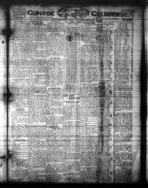 Primary view of object titled 'Conroe Courier (Conroe, Tex.), Vol. 29, No. 23, Ed. 1 Friday, June 10, 1921'.