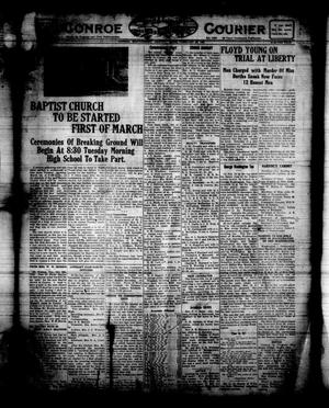 Conroe Courier (Conroe, Tex.), Vol. [29], No. [8], Ed. 1 Friday, February 25, 1921