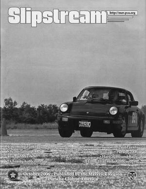 Primary view of Slipstream, Volume 44, Issue 10, October 2006