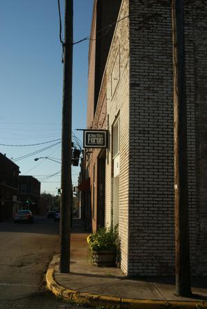 Primary view of object titled 'Paris Texas Downtown'.