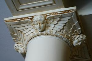 Primary view of object titled 'First United Methodist Church Column'.