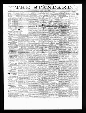 Primary view of object titled 'The Standard. (Clarksville, Tex.), Vol. [5], No. 17, Ed. 1 Friday, March 7, 1884'.