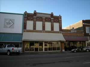 Primary view of object titled 'Buildings in Paris Texas'.