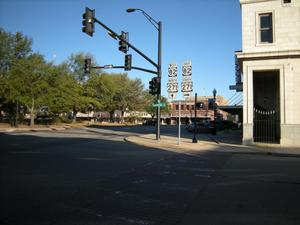 Primary view of [Traffic Lights in Paris, Texas]