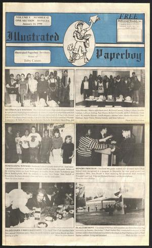 Primary view of Illustrated Paperboy (Cleveland, Tex.), Vol. 5, No. 42, Ed. 1 Wednesday, January 14, 1998