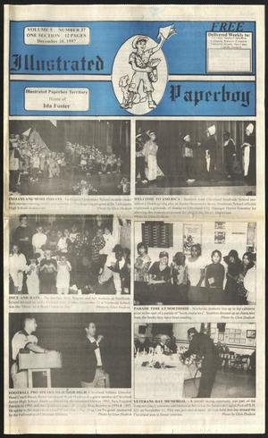 Primary view of Illustrated Paperboy (Cleveland, Tex.), Vol. 5, No. 37, Ed. 1 Wednesday, December 10, 1997