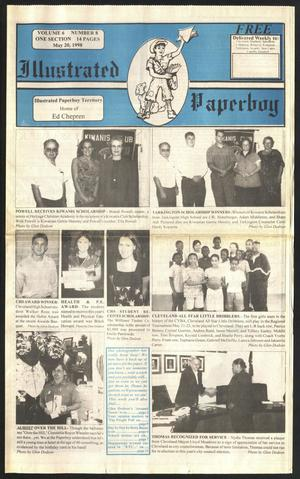 Primary view of Illustrated Paperboy (Cleveland, Tex.), Vol. 6, No. 8, Ed. 1 Wednesday, May 20, 1998