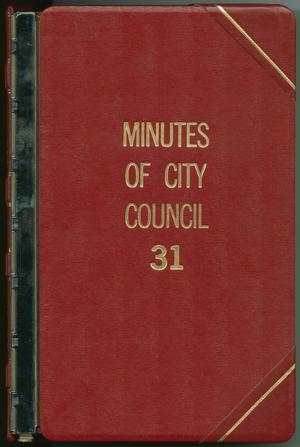 [Abilene City Council Minutes: 1990]