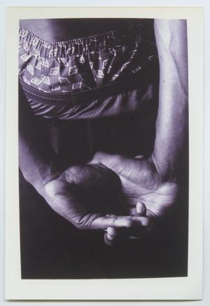 Primary view of [Artwork by Melba Saldaña]