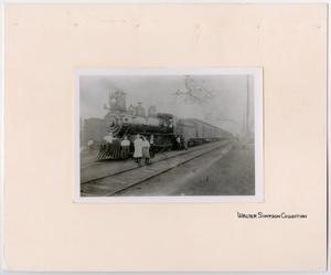 Primary view of object titled '[T&P Train #251]'.