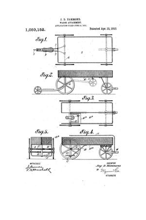 Primary view of object titled 'Wagon Attachment'.