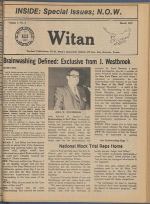 Witan (San Antonio, Tex.), Vol. 7, No. 2, Ed. 1 Thursday, March 1, 1979