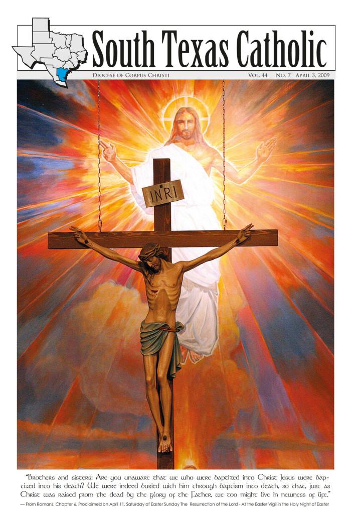 south texas catholic corpus christi tex vol 44 no 7 ed 1 rh texashistory unt edu