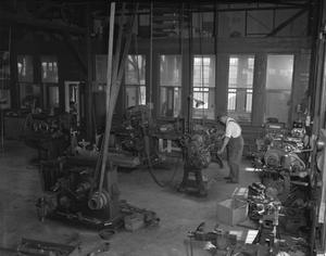 [Holland Page Industries Workshop]