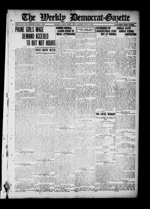 The Weekly Democrat-Gazette (McKinney, Tex.), Vol. 36, Ed. 1 Thursday, June 12, 1919