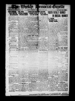The Weekly Democrat-Gazette (McKinney, Tex.), Vol. 36, Ed. 1 Thursday, August 7, 1919